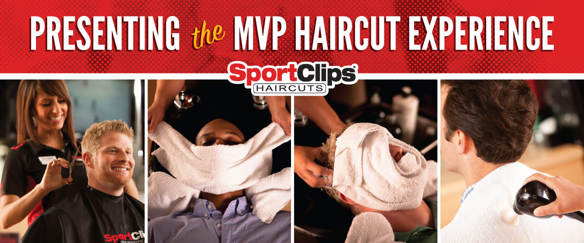 The Sport Clips Haircuts of Burbank MVP Haircut Experience
